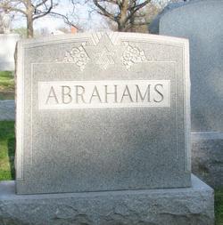 Jennie <i>Cohn</i> Abrahams