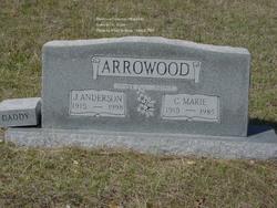 Clara Marie <i>Denny</i> Arrowood