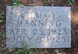 Wilma Louise Manning
