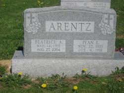 Beatrice A. <i>Sterner</i> Arentz