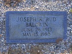 Joseph K Baldwin