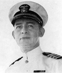 Capt Franklin Van Valkenburgh
