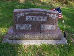 Albert W Stump