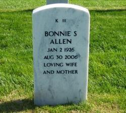 Bonnie G. <i>Saylor</i> Allen
