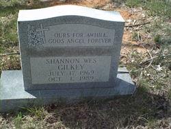 Shannon Wes Gilkey