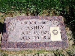 Hannah <i>Ward</i> Ashby