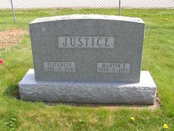 Elizabeth <i>Lorimer</i> Justice
