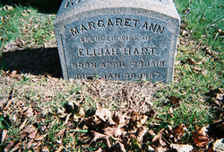 Margaret Ann <i>Stanton</i> Hart