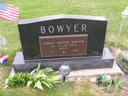 Robert Milton Bowyer