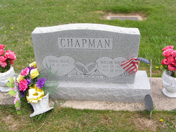 PFC Willis Wray Chapman