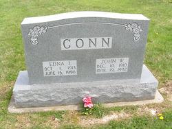 Edna I <i>Benner</i> Conn