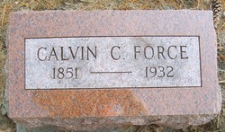 Calvin Caswell Force