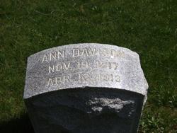 Ann <i>Ellsworth</i> Davison