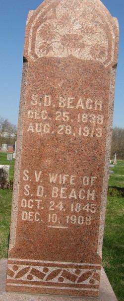 Sarah Vashti <i>Dunn</i> Beach
