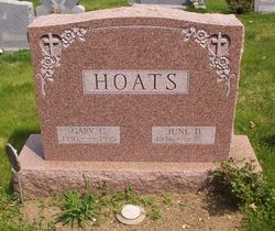 Corp Gary Clifford Hoats