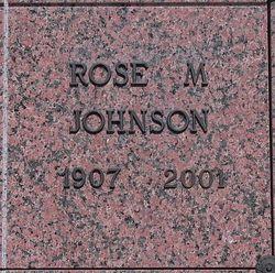 Rose <i>Schwabe</i> Johnson