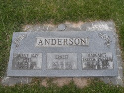 Millie May <i>Neel</i> Anderson