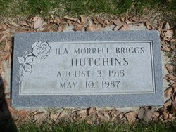 Ila Emily <i>Morrell</i> Briggs-Hutchins