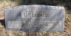 Edwin Wildy Greene