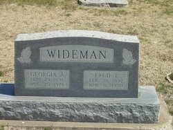 Georgia Ava <i>Coad</i> Wideman