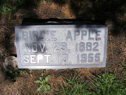 Birdie Apple