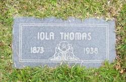 Iola D <i>Dusing</i> Thomas