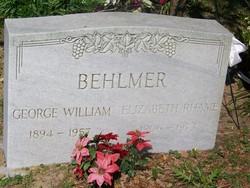 George William Behlmer