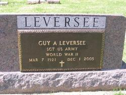 Guy A. Leversee