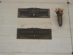 Hazel Edna Kraft <i>Stream</i> Montgomery