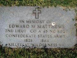 Edward M. Matthews