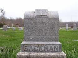 Fredericka Erika <i>Nuzman</i> Backman