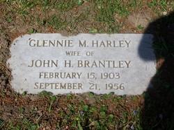 Glennie M <i>Harley</i> Brantley