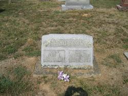 Georgia Ann <i>Walford</i> Henderson