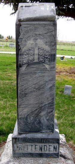 Rev Lyman B Crittenden