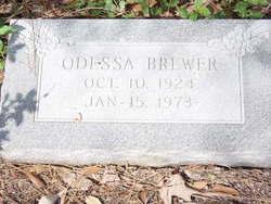 Odessa Brewer