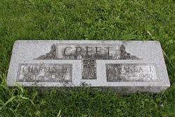 Amanda J <i>Corns</i> Creet