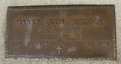 Harry Glen Burdick