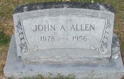 John A Allen