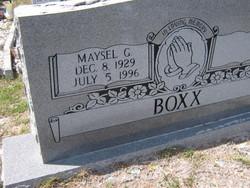 Maysel Gelon Boxx