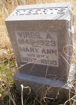 Mary Ann <i>Ash</i> Roberts
