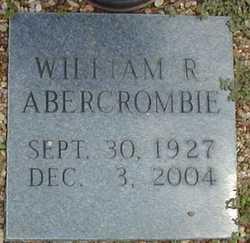 William R Abercrombie