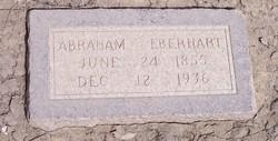 Abraham Eberhart