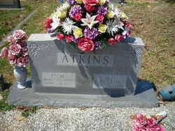 Essie May <i>Hatley</i> Atkins