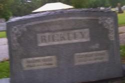 Clemmie Orah <i>Shivers</i> Bickley