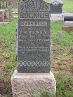 Mary Bell Bockius