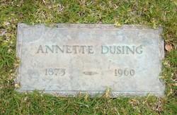 Annette Dusing