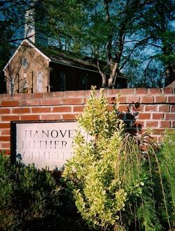 Hanover  Lutheran Church Cemetery