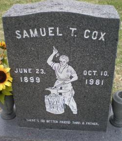 Samuel Tilman Cox