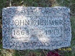 John G Kilmer