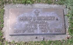 David S. Bromley